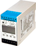 Transmitter with intrinsic Ex-i safe circuit for measurement of temperature, humidity, pressure or VAV-control