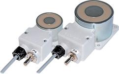 Electric ATEX door holder magnets ExMag (EXM) for hazardous locations