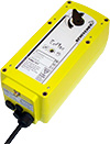 Quarter turn actuator ExMax size S for Ex-areas zone 2, 22
