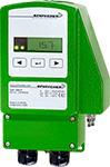 Binary, industrial pressure/differential pressure switch (Pressostat) InBin-P for safe area