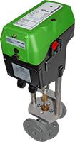InRun mounted on valve